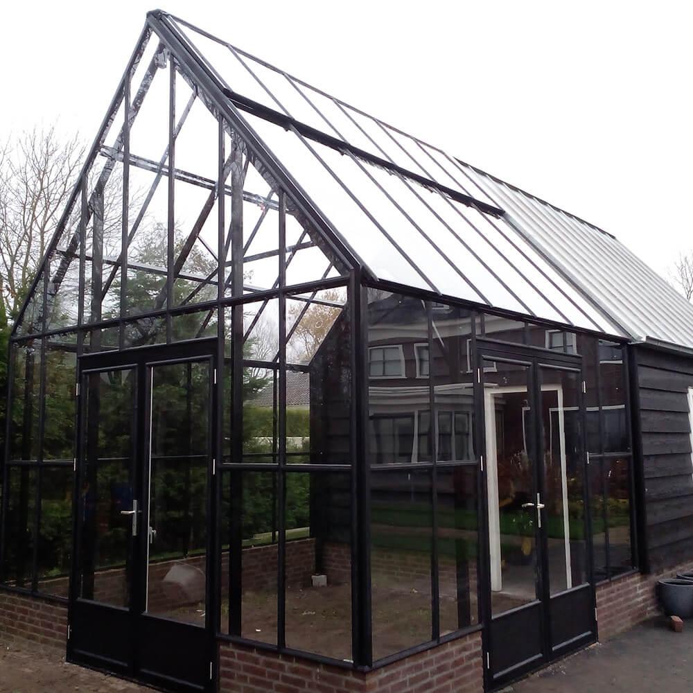 Goedkope hobbykassen, kassen, lichtstraten, serres, veranda's, windschermen, tuinkamers, broeikas, kopen, Noord Holland